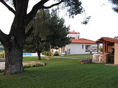 Image 17 | 5 bedroom villa for sale with 0.55 hectares of land, Kassandra, Halkidiki, Central Macedonia 123759