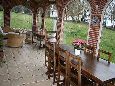 Image 4 | 10 bedroom manor house for sale with 15 hectares of land, Rabastens, Tarn , Midi-Pyrenees 126685