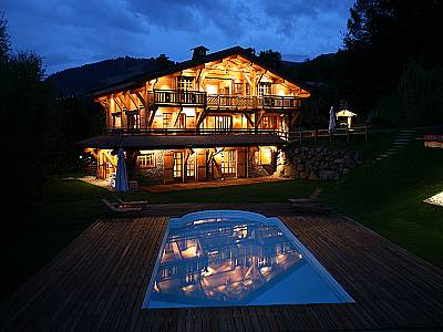 Image 1 | 11 bedroom ski chalet for sale with 0.33 hectares of land, Megeve, Haute-Savoie , Rhone-Alpes 126787