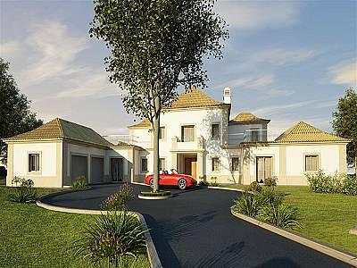 Image 2 | 4 bedroom villa for sale with 0.31 hectares of land, Goldra, Central Algarve, Algarve 128775