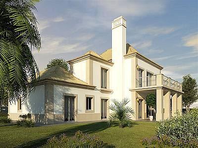 Image 3 | 4 bedroom villa for sale with 0.31 hectares of land, Goldra, Central Algarve, Algarve 128775