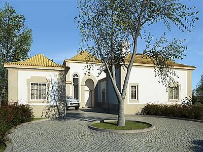 Image 3 | 4 bedroom villa for sale with 0.33 hectares of land, Goldra, Central Algarve, Algarve 128776