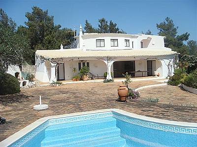 Image 1 | 5 bedroom villa for sale with 0.25 hectares of land, Goldra, Central Algarve, Algarve 128785