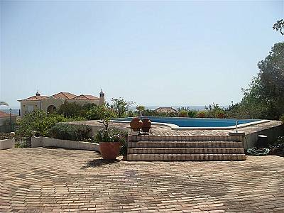 Image 6 | 5 bedroom villa for sale with 0.25 hectares of land, Goldra, Central Algarve, Algarve 128785