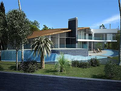 Image 2 | 5 bedroom villa for sale with 0.24 hectares of land, Goldra, Central Algarve, Algarve 128787