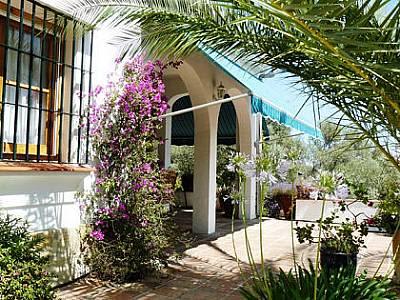 Image 2   5 bedroom villa for sale with 800m2 of land, Competa, Malaga Costa del Sol, Andalucia 129659