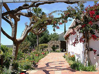 Image 5 | 3 bedroom farmhouse for sale with 4.7 hectares of land, Competa, Malaga Costa del Sol, Andalucia 129839