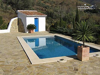 Image 10 | 3 bedroom farmhouse for sale with 0.81 hectares of land, Competa, Malaga Costa del Sol, Andalucia 129847