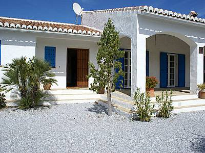 Image 5 | 3 bedroom farmhouse for sale with 0.81 hectares of land, Competa, Malaga Costa del Sol, Andalucia 129847