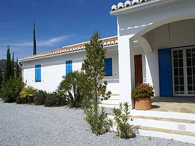 Image 6 | 3 bedroom farmhouse for sale with 0.81 hectares of land, Competa, Malaga Costa del Sol, Andalucia 129847
