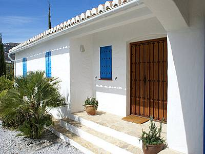 Image 7 | 3 bedroom farmhouse for sale with 0.81 hectares of land, Competa, Malaga Costa del Sol, Andalucia 129847