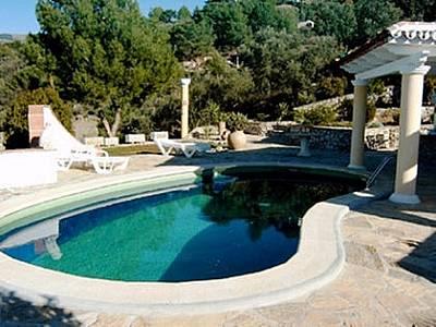 Image 2 | 3 bedroom villa for sale with 1,300m2 of land, Competa, Malaga Costa del Sol, Andalucia 129867