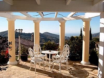 Image 4 | 3 bedroom villa for sale with 1,300m2 of land, Competa, Malaga Costa del Sol, Andalucia 129867