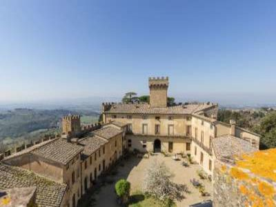 Image 13 | 19 bedroom castle for sale with 940,000m2 land in Chianti, Florence,Italy 177946