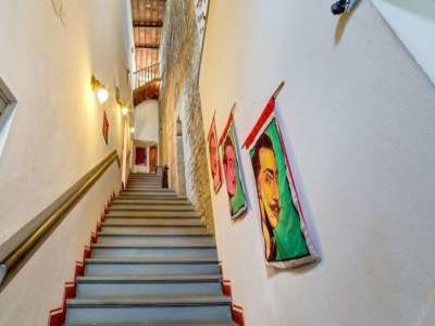 Image 4   7 bedroom castle for sale with land in Gaiole in Chianti, Florence, Italy 177961