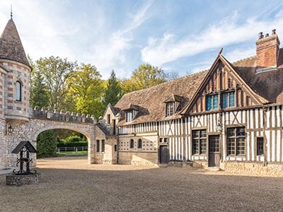 Image 3 | 18 bedroom French Chateau for sale, 1 hour drive West of Paris 179629
