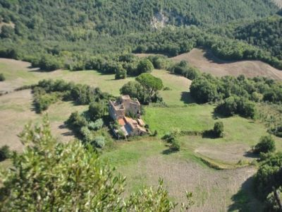 Image 2 | Farmhouse for sale with 117 hectares of land, San Gimignano, Siena, Chianti 183491