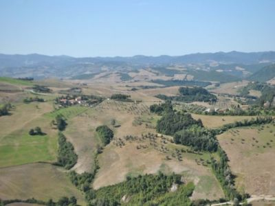 Image 3 | Farmhouse for sale with 117 hectares of land, San Gimignano, Siena, Chianti 183491
