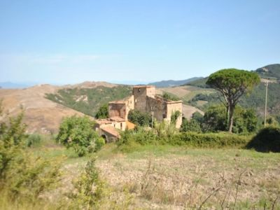 Image 4 | Farmhouse for sale with 117 hectares of land, San Gimignano, Siena, Chianti 183491