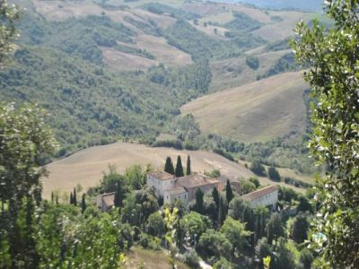 Image 5 | Farmhouse for sale with 117 hectares of land, San Gimignano, Siena, Chianti 183491