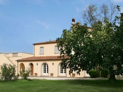 Image 5 | 10 bedroom villa for sale with 2 hectares of land, Cecina, Livorno, Tuscany 188462