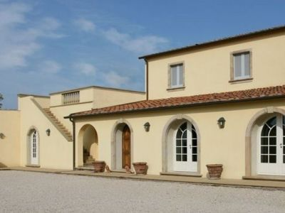 Image 8 | 10 bedroom villa for sale with 2 hectares of land, Cecina, Livorno, Tuscany 188462