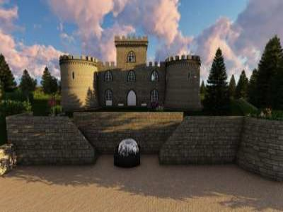 Image 2 | 6 bedroom castle for sale with 0.63 hectares of land, Pisa, Tuscany 191280