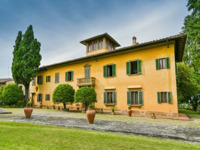 Image 1 | 9 bedroom villa for sale with 2 hectares of land, Florence, Chianti 193437