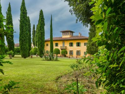 Image 15 | 9 bedroom villa for sale with 2 hectares of land, Florence, Chianti 193437
