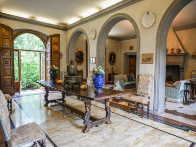 Image 17 | 9 bedroom villa for sale with 2 hectares of land, Florence, Chianti 193437