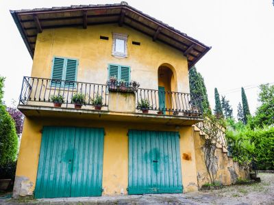 Image 22 | 9 bedroom villa for sale with 2 hectares of land, Florence, Chianti 193437
