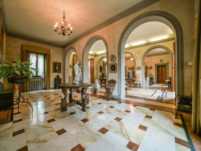 Image 6 | 9 bedroom villa for sale with 2 hectares of land, Florence, Chianti 193437