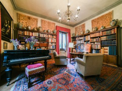 Image 8 | 9 bedroom villa for sale with 2 hectares of land, Florence, Chianti 193437