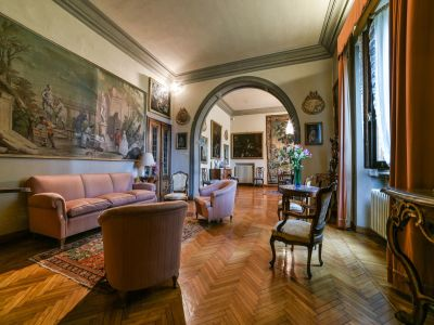 Image 9 | 9 bedroom villa for sale with 2 hectares of land, Florence, Chianti 193437