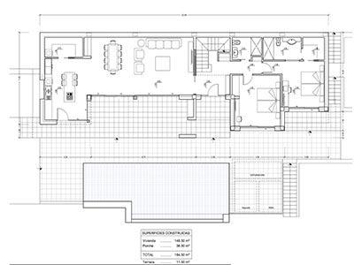 Image 8 | 4 bedroom villa for sale with 1,128m2 of land, Benissa, Alicante Costa Blanca, Valencia 193800