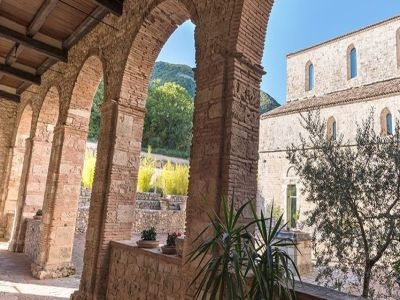 Image 15 | Magnificent renovated former abbey with various apartments for sale in Rieti  194139