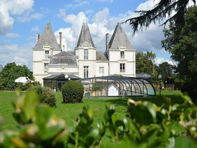 Image 2 | 18 bedroom French chateau for sale with 2 hectares of land, Chateau Gontier, Mayenne , Pays-de-la-Loire 194244