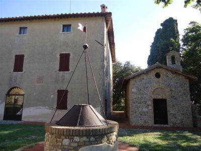 Image 4   Fabulous estate/hamlet for sale in Tuscany with 170 hectares of land 194338