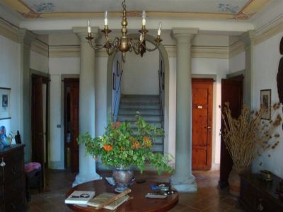 Image 6   Fabulous estate/hamlet for sale in Tuscany with 170 hectares of land 194338