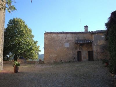 Image 8   Fabulous estate/hamlet for sale in Tuscany with 170 hectares of land 194338