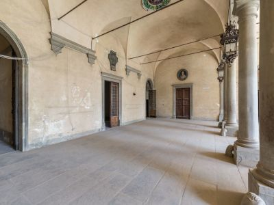 Image 2 | 25 bedroom hotel for sale, Florence, Chianti 195320