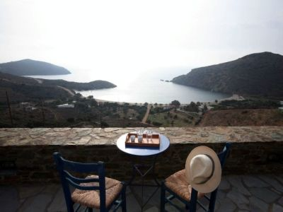 Image 1 | 4 bedroom villa for sale with 0.43 hectares of land, Andros, Cyclades Islands 196103