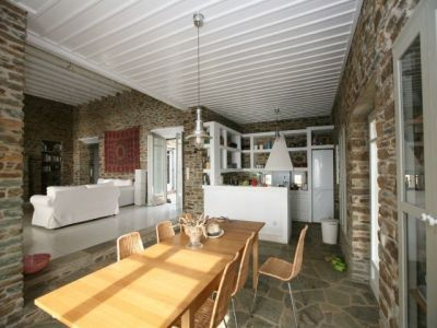 Image 10 | 4 bedroom villa for sale with 0.43 hectares of land, Andros, Cyclades Islands 196103