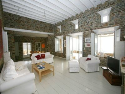 Image 2 | 4 bedroom villa for sale with 0.43 hectares of land, Andros, Cyclades Islands 196103