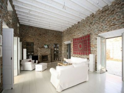 Image 3 | 4 bedroom villa for sale with 0.43 hectares of land, Andros, Cyclades Islands 196103