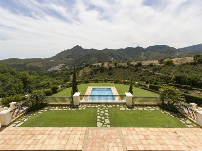 Image 1 | 10 bedroom villa for sale with 1.1 hectares of land, La Zagaleta Golf, Benahavis, Malaga Costa del Sol, Andalucia 196456