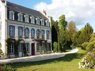 Image 2 | 7 bedroom manor house for sale with 14 hectares of land, Normandy, Eure , Normandy 196482