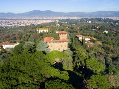 Image 2 | 4 bedroom penthouse for sale, Bellosguardo, Florence, Chianti 196722