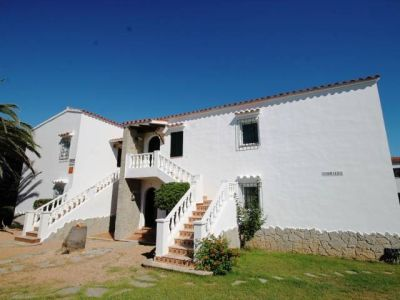Image 3 | Villa of 4 apartments for rent in large garden with pool in Punta Grossa, Menorca for sale  196792