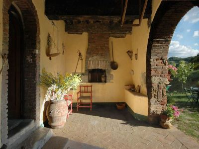 Image 11 | 7 bedroom farmhouse for sale with 1 hectares of land, Radicondoli, Siena, Tuscany 196890